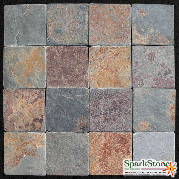 Spark Stone Llc Tile Tumbled