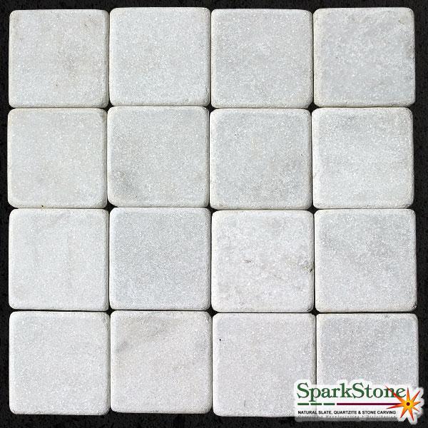 6x6 Tumbled Travertine Tile