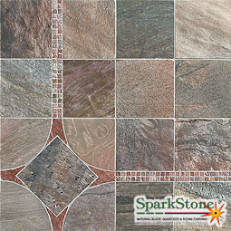 Antique Copper™ - Tile Honed