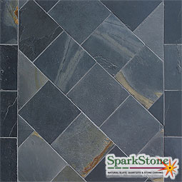 Murky Black™ - Tile Gauged