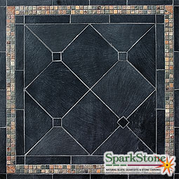 Raven Black™ - Tile Gauged